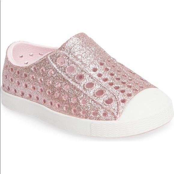 Kids Shoes Glitter Native Shoes | Poshmark